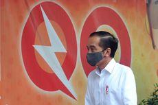 Presiden Jokowi Akui Covid-19 di Sejumlah Wilayah Belum Terkendali