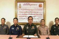 Junta Militer Klaim Didukung Raja Thailand