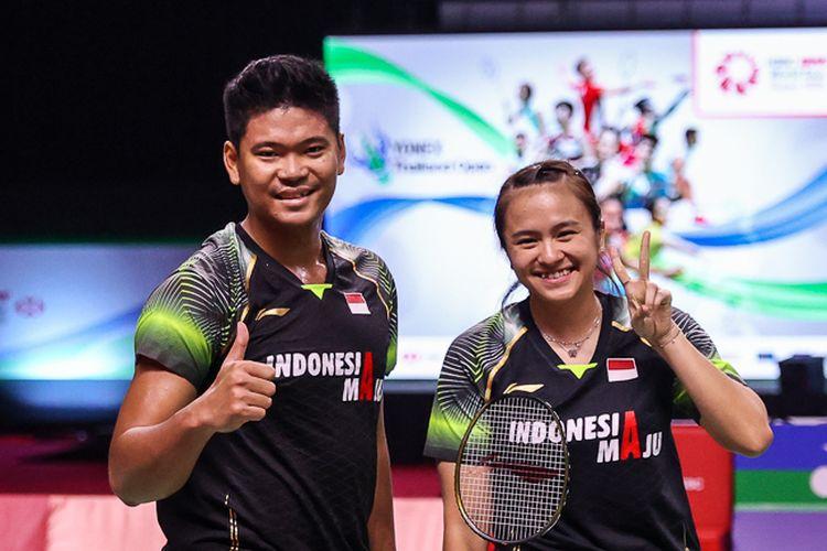 Pasangan ganda campuran andalan Indonesia, Praveen Jordan/Melati Daeva Oktavianti, melangkah ke final Thailand Open 2021.