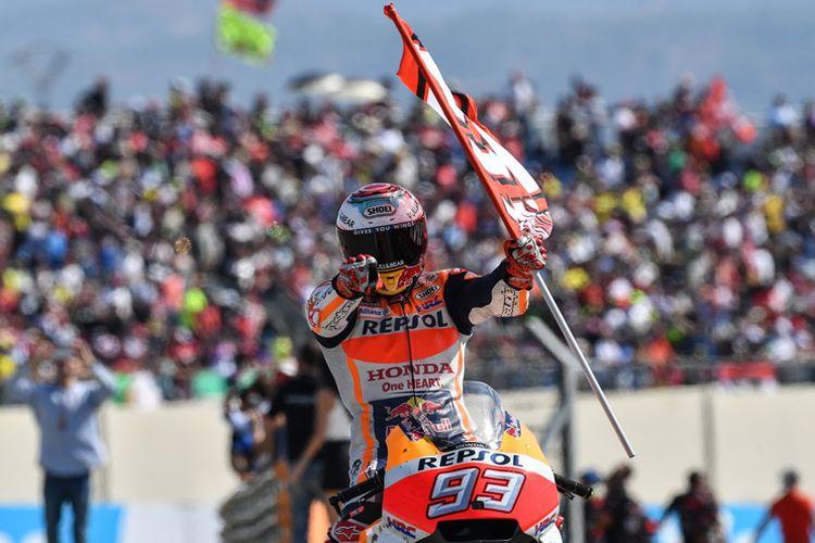 Marc Marquez MotoGP Aragon