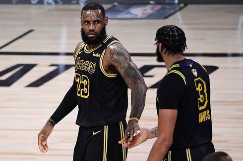 Dominan, Lebron dan Davis Ikuti Jejak Kobe dan O'Neal di Final NBA