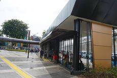 Penataan Stasiun Tanah Abang, Angkutan Umum Punya Jalur Khusus Naik Turunkan Penumpang