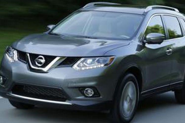 Nissan Rogue atau disebut X-Trail di sejumlah negara sukses luar biasa di Amerika Serikat.