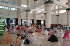 Ribuan Jemaah Shalat Id di Masjid KH Hasyim Ashari, Protokol Kesehatan Diterapkan