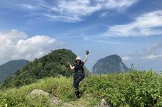 Estimasi Waktu Pendakian Gunung Parang via Pasanggrahan Purwakarta
