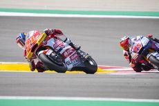 Pebalap Federal Oil Gresini Moto2 Bertahan di Peringkat Kelima Klasemen Sementara