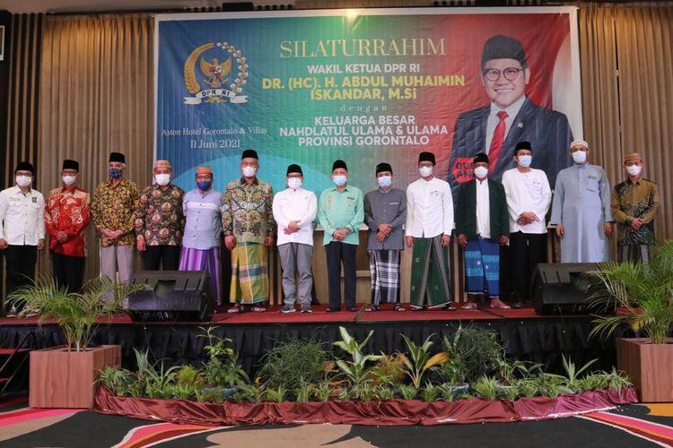 Wakil Ketua Dewan Perwakilan Rakyat (DPR) Abdul Muhaimin Iskandar mengatakan, optimisme yang terus dibangun menjadikan Indonesia sebagai negara yang kuat dan tetap stabil, utamanya di tengah pandemi Covid-19.