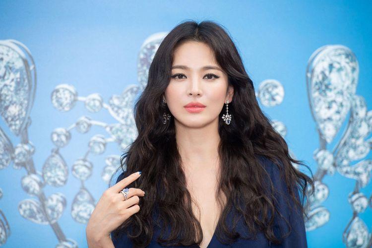 Aktris Korea Song Hye Kyo.