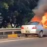Mobil Mendadak Terbakar, Ini Cara Benar Menggunakan APAR