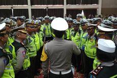 Polisi Lalu Lintas Polda Metro Kini Dilengkapi Kamera di Seragam