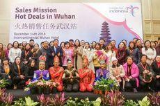 Sales Mission Hot Deals Kemenpar Siap Jaring Wisman Tiongkok di Kota Changsa dan Wuhan
