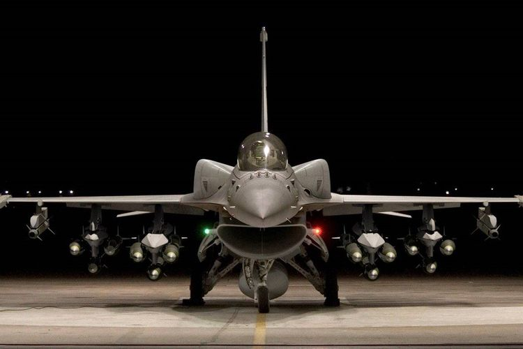 F-16 Block 72 atau yang dijuluki dengan Viper.