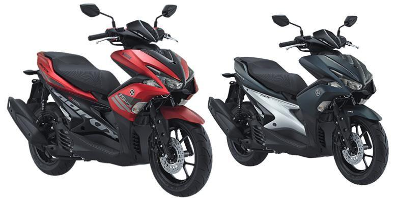Yamaha Aerox 155 VVA mengemban mesin yang sama dengan NMAX.