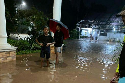 Banjir di Bantaeng, Rumah Dinas Bupati Ikut Terendam