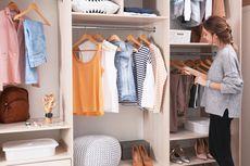Kurangi Limbah Pakaian Mulai dari Lemari Pakaian Sendiri