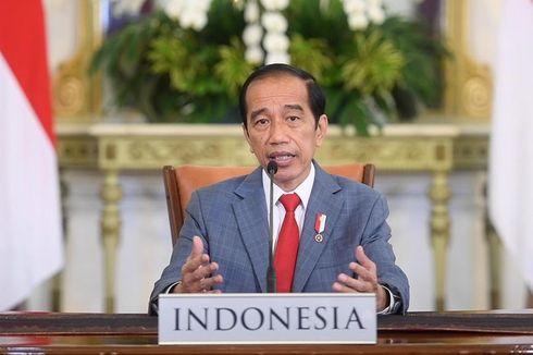 Presiden Jokowi Minta Indonesia Hati-hati Hadapi Era 5G