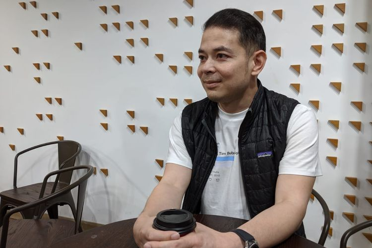 Dwi Adriansah, Country Industry Head Twitter Indonesia