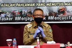 Dimaki-maki Mahasiswa Saat Demo Tolak Omnibus Law, Gubernur Kalbar Ancam Lapor Polisi
