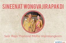 Terungkap, Selir Raja Thailand Dicopot karena Ingin Seperti Permaisuri