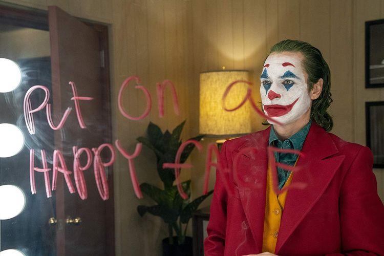 Salah satu adegan dalam film Joker.