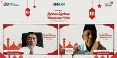 Sambut Idul Adha, Telkom Salurkan 868 Ekor Hewan Kurban
