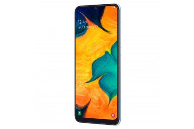 Ilustrasi Samsung Galaxy A30