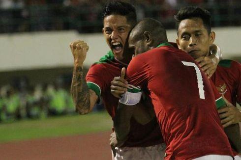 Reaksi Irfan Bachdim soal Babak Pertama Final Piala AFF