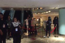 Jakarta Gempa, Konser Ivan Gunawan Dilanjutkan