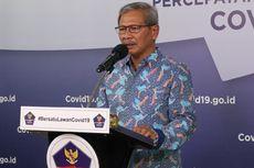 Jubir Pemerintah Jelaskan Masa Inkubasi untuk Temukan Kontak Erat Covid-19