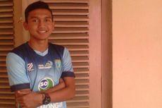 Dendi Berusaha Keras Dapatkan Satu Tempat di Lini Depan Bhayangkara FC