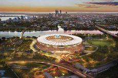 Perth Stadium Siap Sambut Chelsea