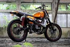 Pilihan Gaya Modifikasi Paling Cocok untuk Yamaha RX-King