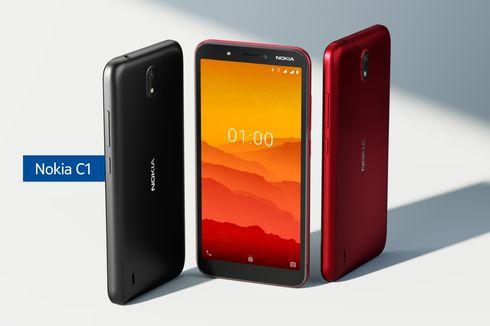 Smartphone Nokia C1 Resmi Masuk Indonesia, Harga di Bawah Rp 1 Juta
