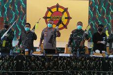 Sniper KKB Pimpinan Lekagak Telenggen Tewas dalam Kontak Senjata dengan TNI-Polri