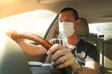 Apakah Perlu Memakai Masker Saat Naik Mobil Sendirian?