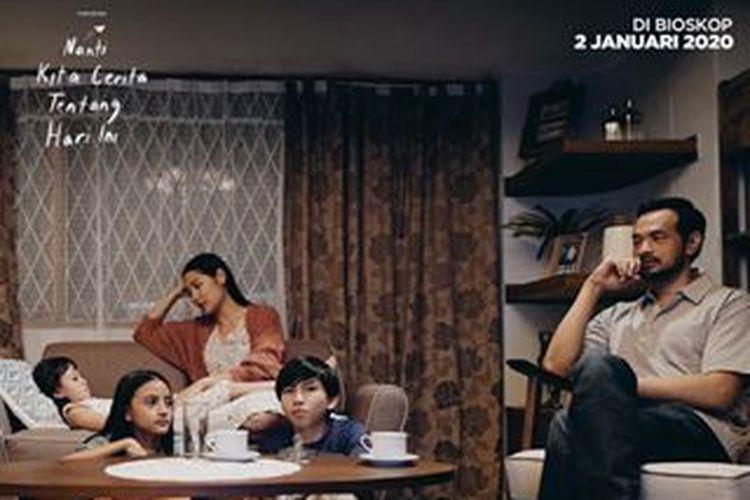 Film Nanti Kita Cerita Tentang Hari Ini (NKCTHI) produksi Visinema Pictures