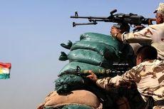 Sejak Konflik Melawan ISIS, 727 Pejuang Kurdi Tewas