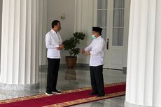 Pertemuan Jokowi-Jusuf Kalla di Gedung Agung Yogyakarta dan Kenangan Reshuffle Kabinet yang Mencuat…
