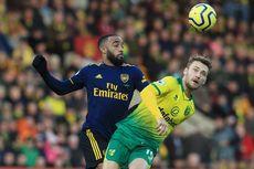 Norwich City Vs Arsenal, Debut Freddie Ljungberg Berakhir Imbang
