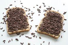 Viral Lukisan Roti Tawar Pakai Meses, Begini Sejarah Meses yang Berawal dari Belanda