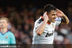 Hasil Liga Spanyol, Valencia Vs Celta Vigo Berakhir 1-0