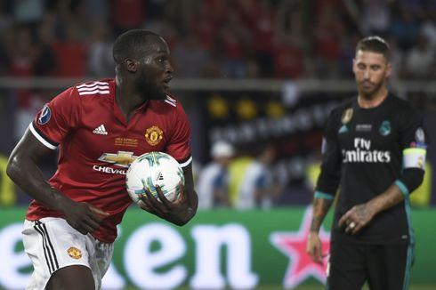Lukaku Tetap Dapat Pujian Mourinho meski Buang Peluang Emas