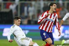 Buat Pelanggaran Keras, Gelandang Real Madrid Minta Maaf ke Morata