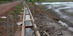 Berkat RJIT, Pasokan Air di Bangka Selatan Lancar dan Produktivitas Petani Melonjak 2 Kali Lipat