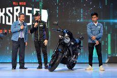 Aksesori Resmi Yamaha XSR 155 Bergaya Cafe Racer