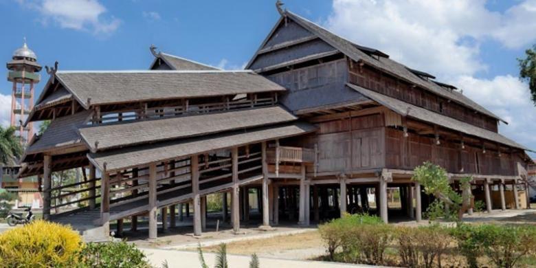 Rumah Adat Terpopuler Di Indones
