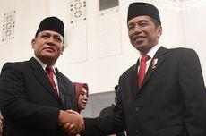 Dua Tahun Jokowi-Ma'ruf, BEM UI Minta Firli Bahuri dan ST Burhanuddin Dicopot