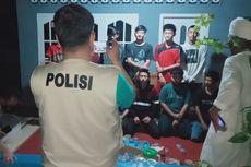 Beredar Foto 12 Remaja Bawa Celurit Diduga Anggota Geng Motor, Ini Penjelasan Polisi