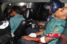 Satu Polisi Tewas dan Lima Orang Terluka Diserang Kelompok Bersenjata