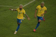 Klasemen Copa America 2021 - Brasil Juara Grup, Kolombia Masih Was-was